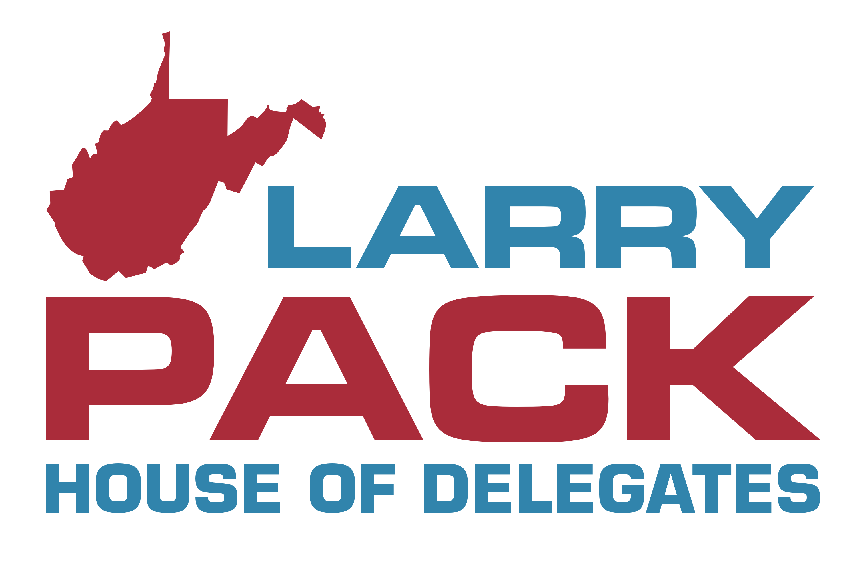 Larry Pack for West Virginia